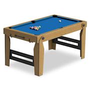 NCPRS-5, biljard miza, zložljiva, 153 x 18 x 94 cm