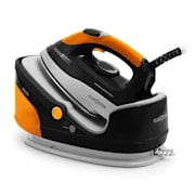 Speed Iron Dampfbügeleisen 2400 Watt 1,7 Liter orange Orange