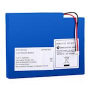 CS8 Bateria de Lítio-Polímero Adicional para Soundstorm Boombox