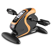 Cycloony MiniBike Arm & Leg Trainer Exerciser Motor 120kg Remote Black Black