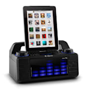 Energy XD2 Karaoke Party Bluetooth Speaker System Tablet Holder USB MP3