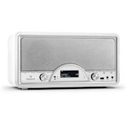 Virgina WH, DAB/DAB+ digitálne rádio, bluetooth, USB, FM, AUX, MP3, biele