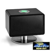 LivingQube, 50 W max., aktívny bluetooth reproduktor, čierny