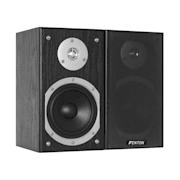 SHFB55B, para pasywnych głośników do ustawienia na regale, 140 W, czarne