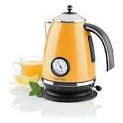 Aquavita Chalet Kettle Orange 1.7L 2200W Orange