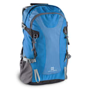 CS 38 Backpack Sport Leisure 38L Nylon Waterproof Blue Blue