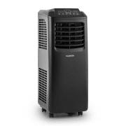 Klarstein Pure Blizzard 3 2G, 808 W/7000 BTU, klimatizace 3 v 1, chlazení, ventilátor, odvlhčovač vzduchu, černý Černá