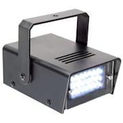 Mini stroboskop, 24x LED, 10 W, včetně konzoly