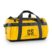 Travel M Sport Bag 60L Duffle Backpack Waterproof Yellow Yellow | 60 Ltr