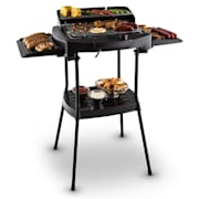 Dr. Beef II Table Electric Grill Stand 2000W Thermostat