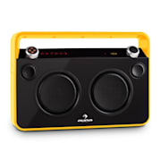 Bebop Ghettoblaster, жълт, USB bluetooth AUX MIC