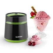 Bacio Nero Ice Cream Machine 0.8 Litre Black-Green Black