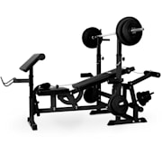 KS02 Power Station Bench Bench Press Cable Pull Curl Station Butterfly