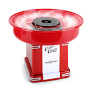Candyland 2 Retro-Suikerspinmachine 500 W rood