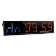 Timeter, спортен дигитален часовник, отмерване на времето, хронометър, 6 цифри, сигнален тон 6 цифрен