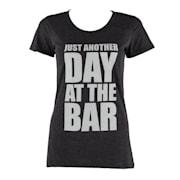 velikost M, černé, tréninkové tričko, dámské Černá | M