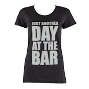 Heather CAPITAL sportiv tricou pentru femei Dimensiune L, negru Negru | L