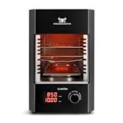 Steakreaktor 2.0 Indoor Grillanordning 850 °C 1600W Infraröd Svart
