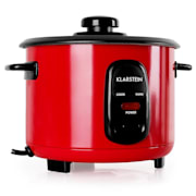 Osaka 1 Electric Rice Cooker 1L Keep Warm Function Red 1 Ltr / Red