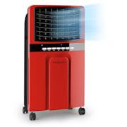 Baltic Red schładzacz powietrza wentylator 65 W400 m³/godz. pilot Czerwony