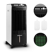 MCH-1 V2 3-in-1 Air Cooler Fan Humidifier 7 Litres 360 m³ / h