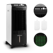 MCH-1 V2 Air Cooler Portable Fan3-in-1 Ventilator 65W Black