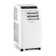 Klarstein Metrobreeze Rom, bílá, klimatizace, 10000 BTU, třída A +, dálkový ovladač Bílá