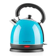 Klarstein Teatime ceainic 1850W 1.8L din oțel inoxidabil albastru Albastru