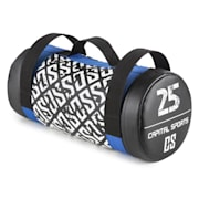 Thoughbag Power Bag Sandbag 25 kg Kunstleer 25 kg