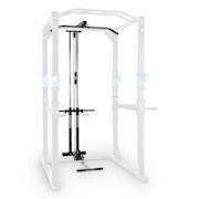 LA Tremendour Appareil de traction pour power rack cage squat