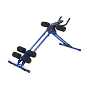 AB Cruncher Core Trainer blue