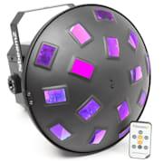 Mushroom II, 6 x 3 W RGBAWP LED dióda