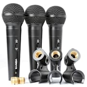 VX1800S Dynamic Microphone Set XLR incl. Cable