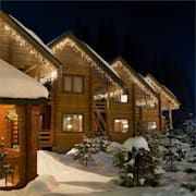 Dreamhouse Classic led kerstverlichting ijspegels 16 m 320 leds - warm Warmwit | 16 m