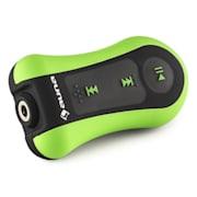 Hydro 8, zelený, MP3 přehrávač, 8 GB, IPX-8, vodotěsný, úchytka, včetně sluchátek