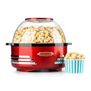 Couchpotato, červený, popcornovač, elektrické zariadenie na prípravu popcornu Červená