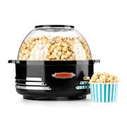 Klarstein Couchpotato, čierny, popcornovač, elektrické zariadenie na prípravu popcornu Čierna