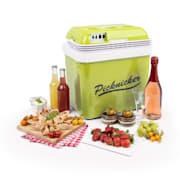 Big Picknicker, termo chladiaci box, A++, AC/DC, auto, 24 l, zelený Zelená | 24 litrov