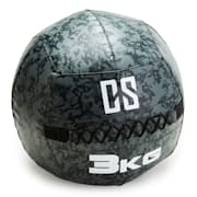 Restricamo Wall Ball Medicine Ball PVC 3kg Camouflage 3 kg