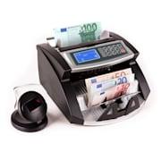 Buffett geldtelmachine UV- & IR-controle magnetische herkenning Zwart