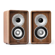 Retrospective 1979 S 2-Way Speaker Wall / Shelf Loudspeaker Walnut Walnut | No Cover