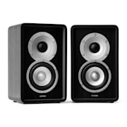 Retrospective 1979 S 2-Way Speaker Wall / Shelf Loudspeaker Black Black | No Cover