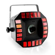 Cub4 II LED 2-in1-LED-Lichteffekt Quad derby mit Moonflower 64 LEDs RGBAW