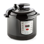 Fast Flavour Multifunctional Pressure Cooker Fast Cooker 5l Black
