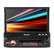"MVD-310 Autoradio 17,8cm (7"") Touchscreen Bluetooth USB SD UKW Front-AV"