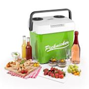 Picknicker XL, cutie de răcire termo, 32L, A++, AC DC AUTO, verde Verde | 32 Ltr