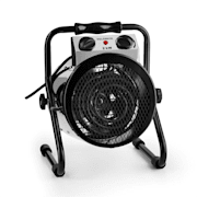 Strato Fan Heater Greenhouse Heater Electric Fan Heater IPX4 2000 W