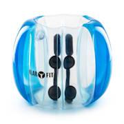 BUBBALL KR броня балон топка за футбол 75X110CM EN71P PVC синя Син | 110 cm
