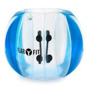 Bubball AB Bubble Ball, buborékfoci felnőtteknek, 120x150cm, EN71P PVC, kék Kék | 150 cm