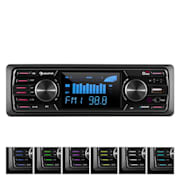 "MD-350BT autostereot ei CD-pesää BT USB SD MP3 4 x 45 W max. 3"" LCD AUX kaukosäädin"